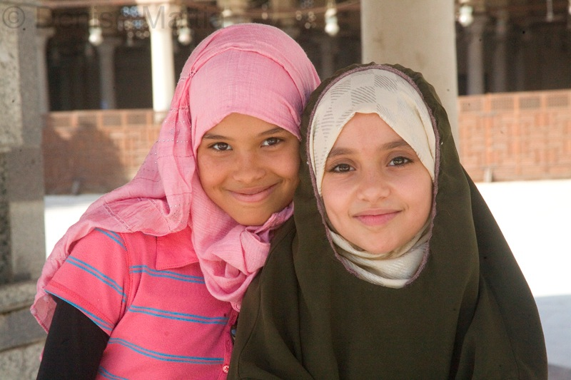 Egypt young girls